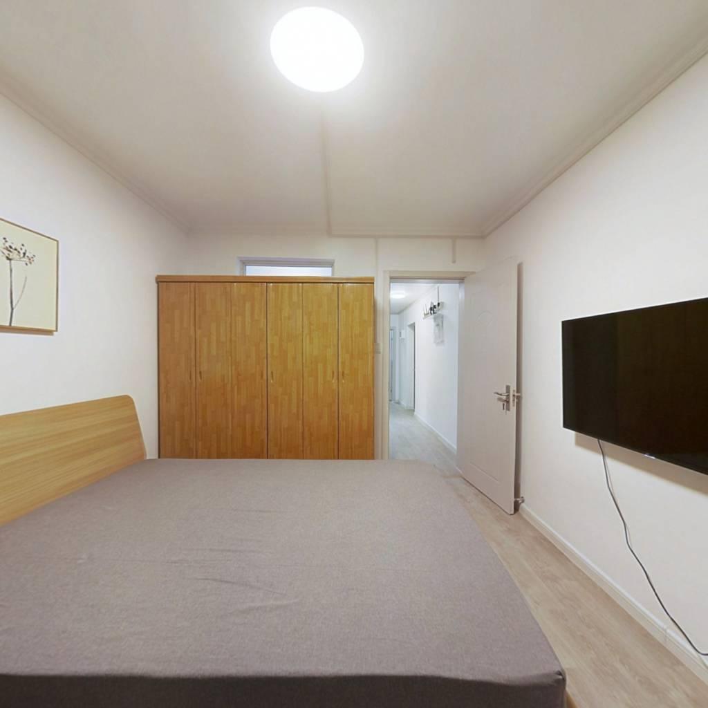 整租·清河新寓二村 1室1厅 南卧室图