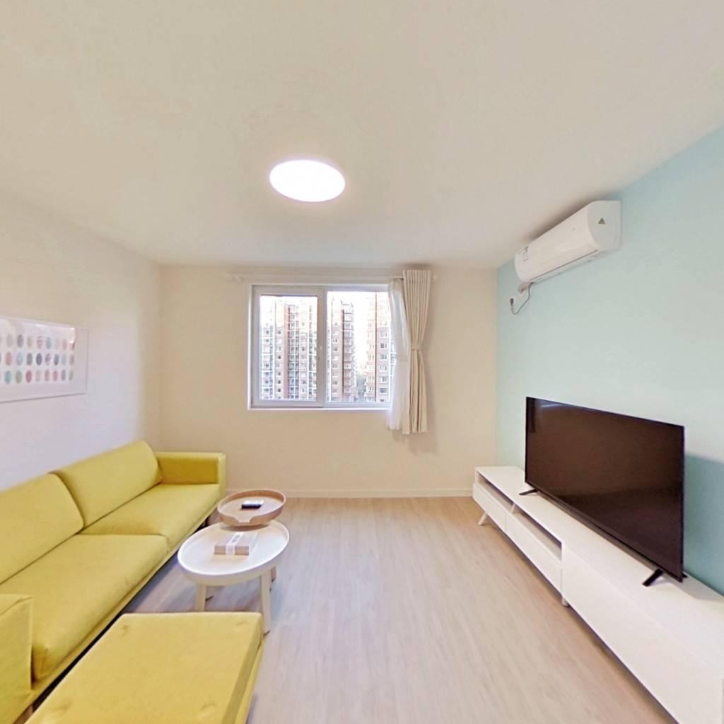整租·凯盛家园 2室1厅 南卧室图