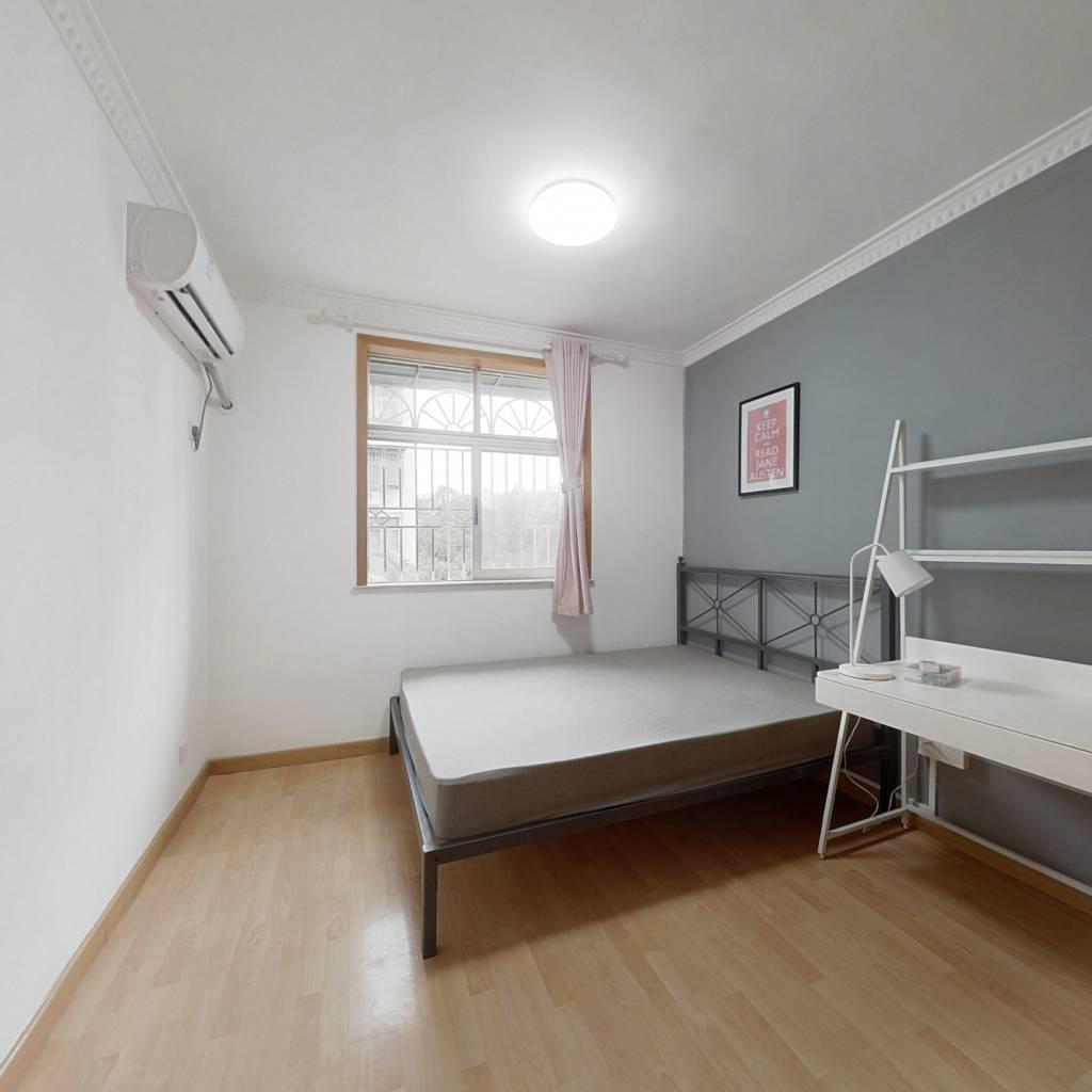 合租·中康生活区 3室1厅 南卧室图