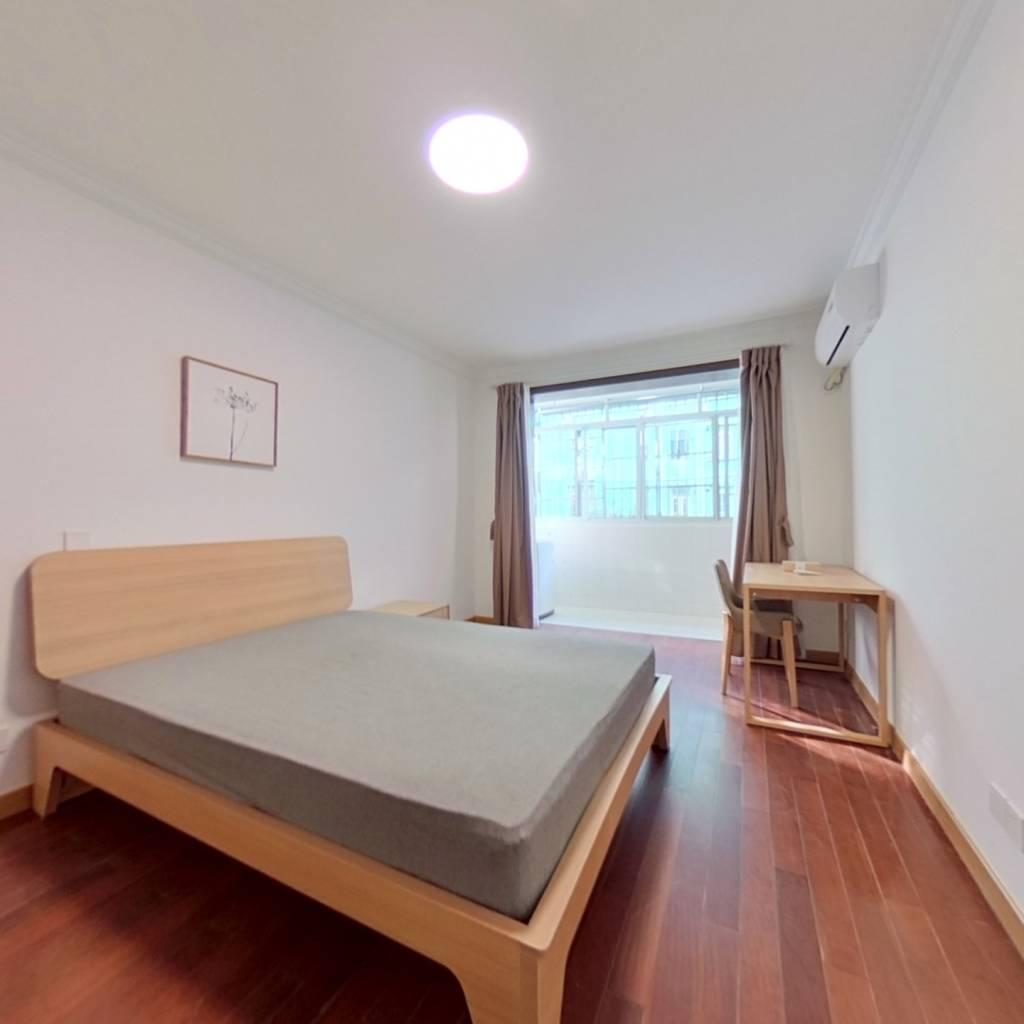 整租·逸仙二村 2室1厅 南卧室图