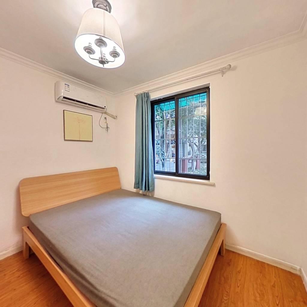 整租·翠苑一区 2室1厅 南卧室图