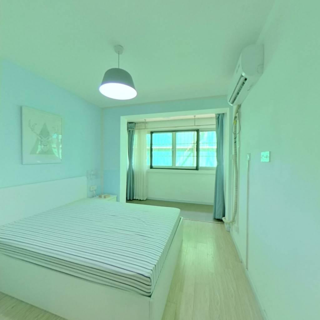 整租·新华坊社区 2室1厅 南卧室图