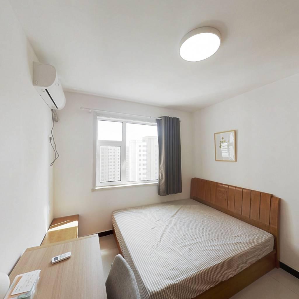 合租·柴楼金园 2室1厅 南卧室图