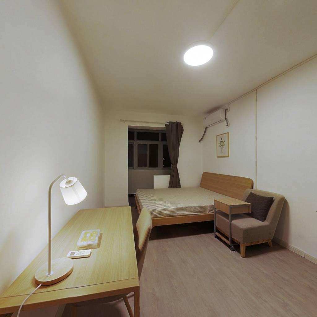 合租·花港里 2室1厅 北卧室图