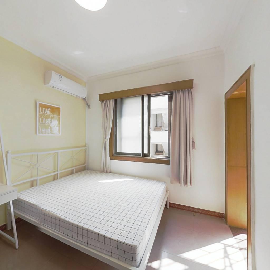 合租·青菜岗 2室1厅 南卧室图
