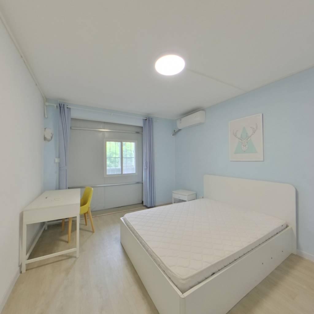 整租·航华二村驰骋小区 2室1厅 南卧室图