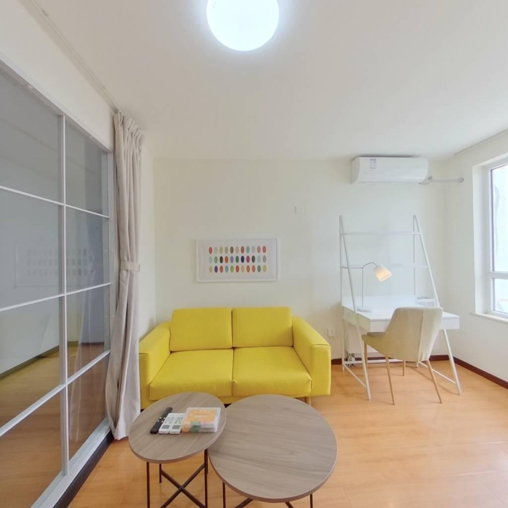 合租·双合家园 3室2厅 北卧室图