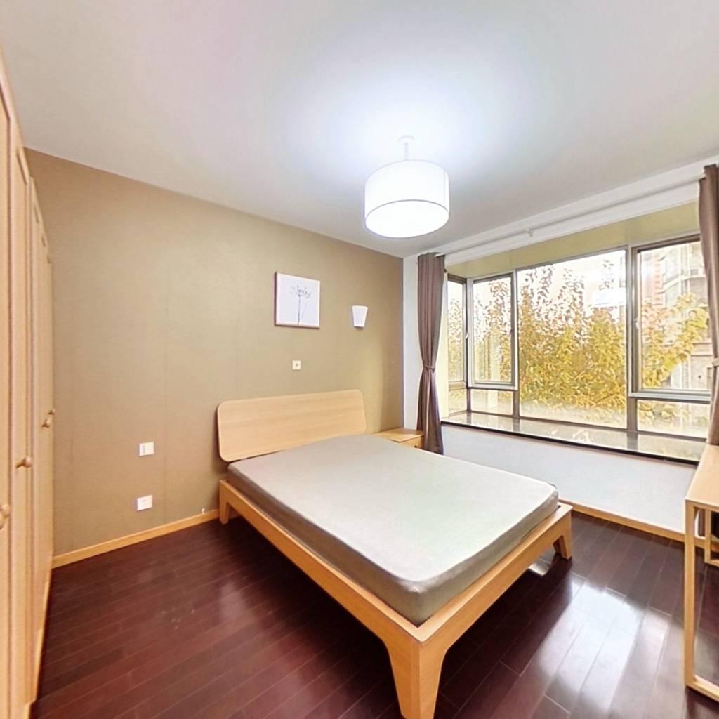整租·阳光美景城一期 2室1厅 南卧室图