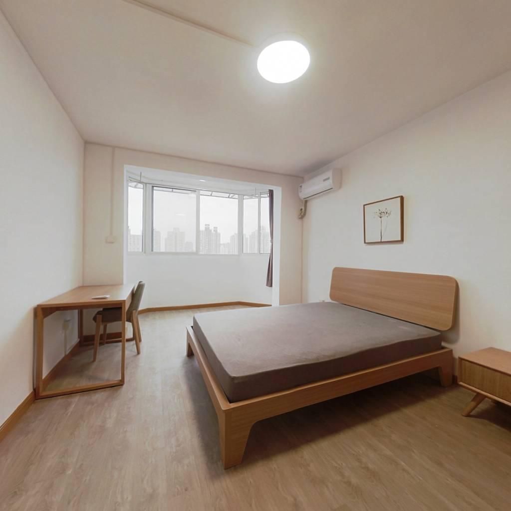 整租·百汇大厦 2室1厅 南卧室图