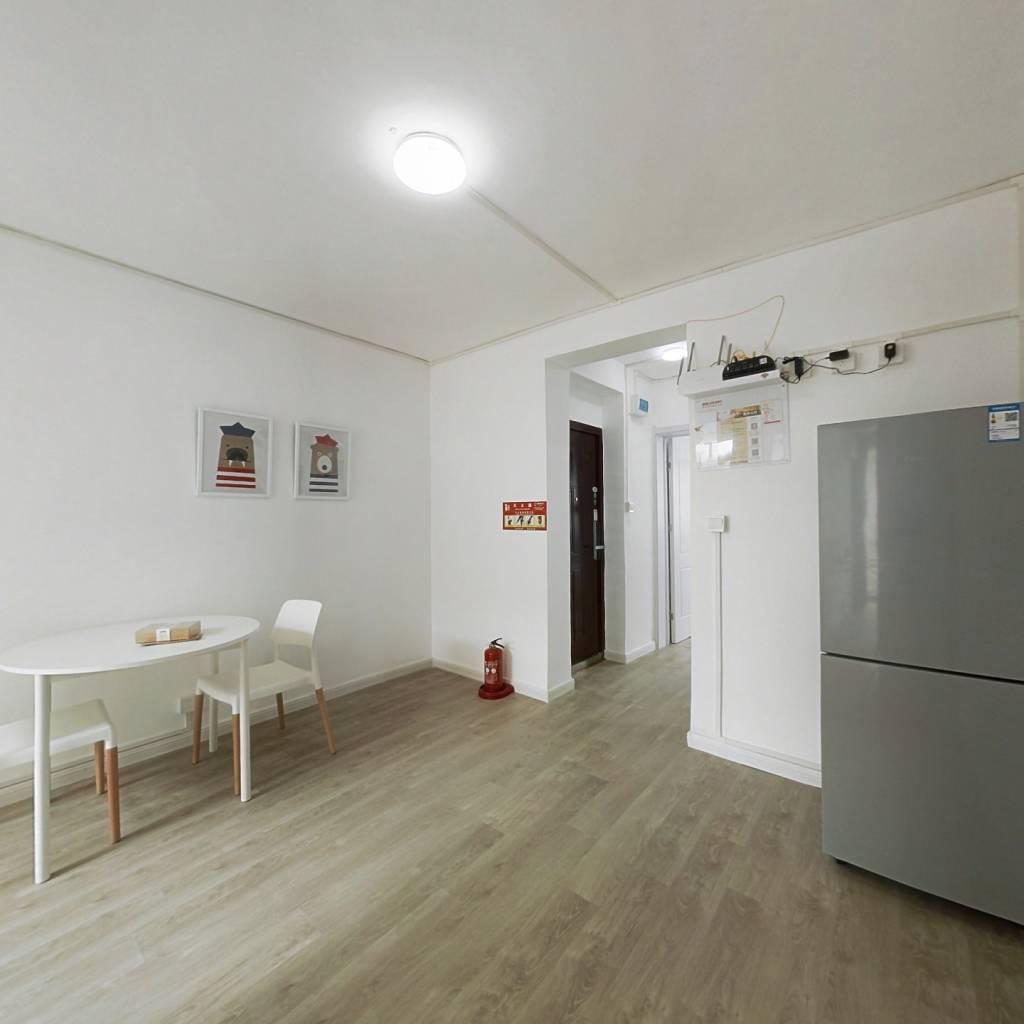 整租·金泰公寓 2室1厅 南卧室图