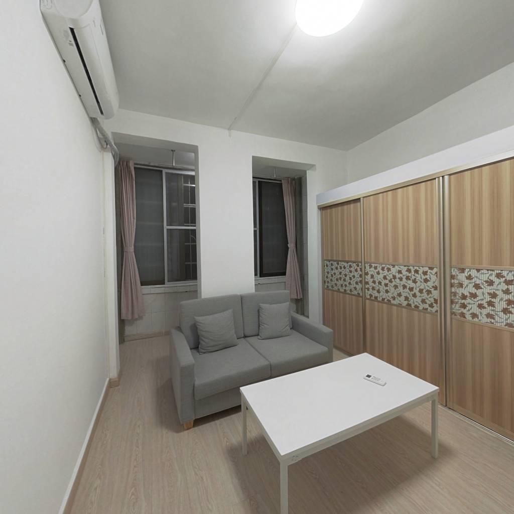 合租·先烈南路青菜东街 4室1厅 南卧室图