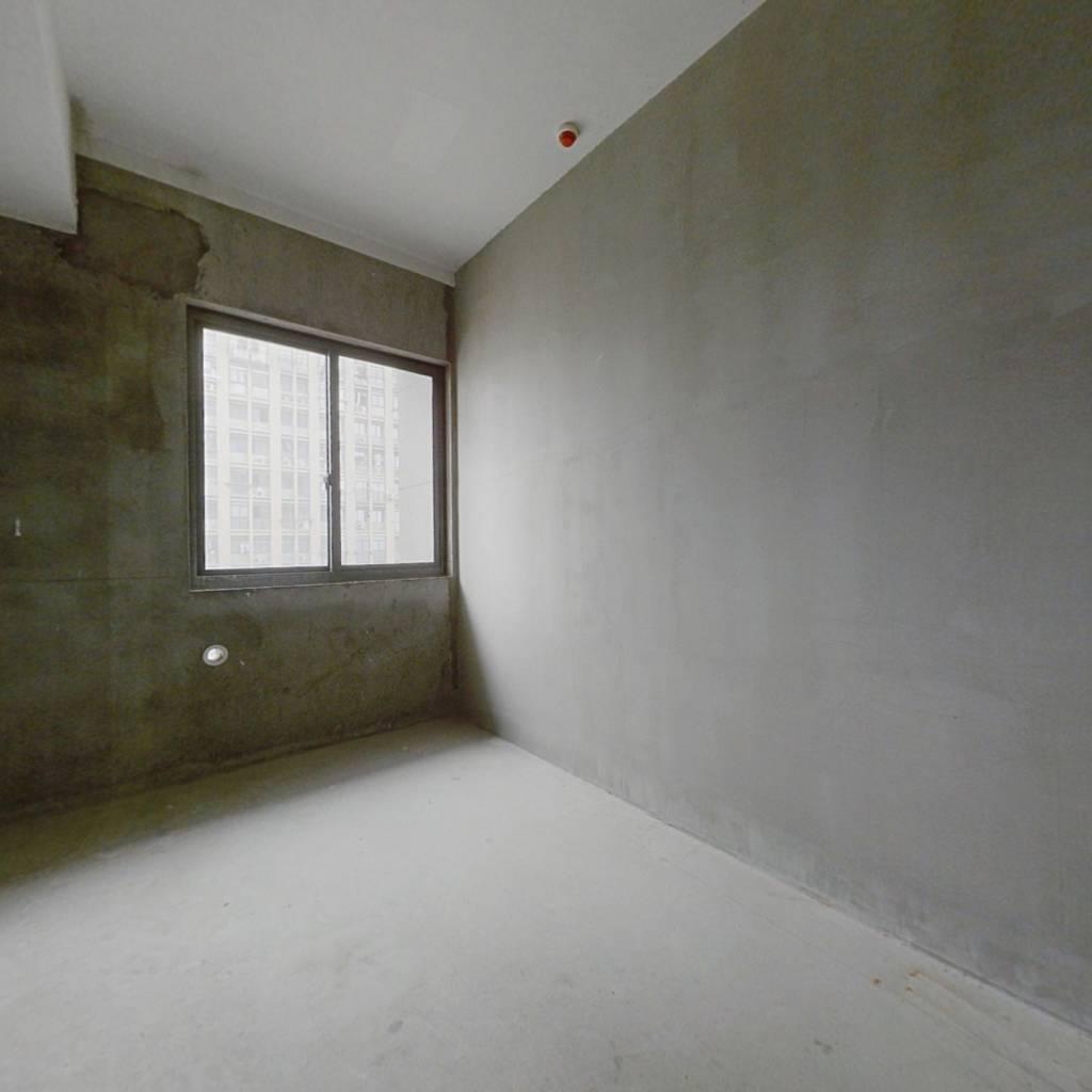 南润名座,小面积公寓,毛坯房,看房方便
