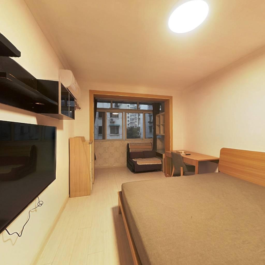 整租·怡佳苑 1室1厅 南卧室图