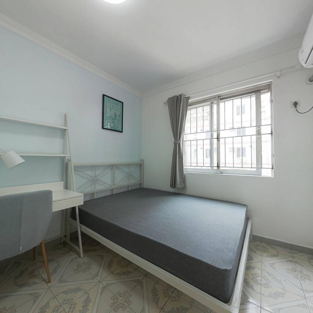 合租·锦林新居 4室1厅 东卧室图