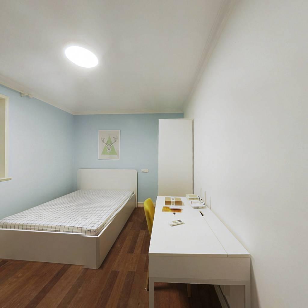 整租·耀华小区 1室1厅 南卧室图