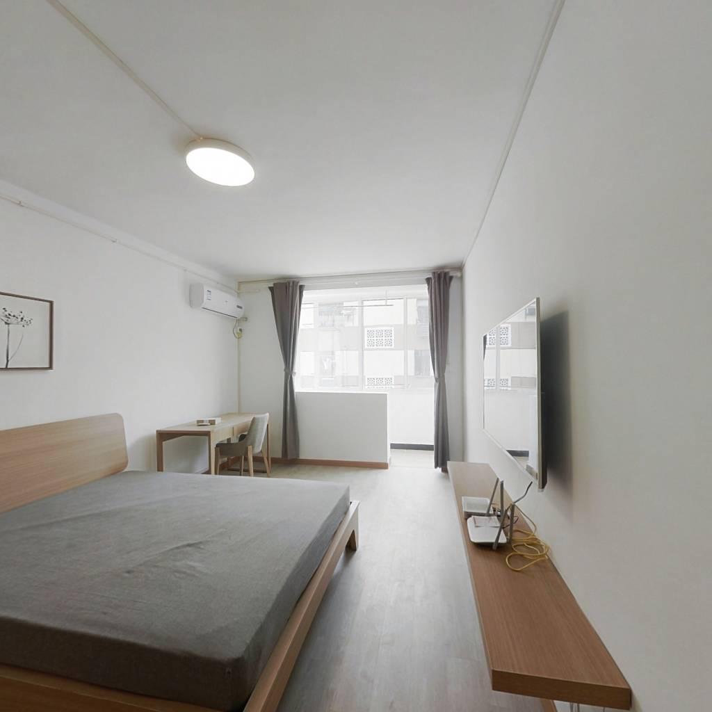 整租·中兴路1385弄 1室1厅 南卧室图