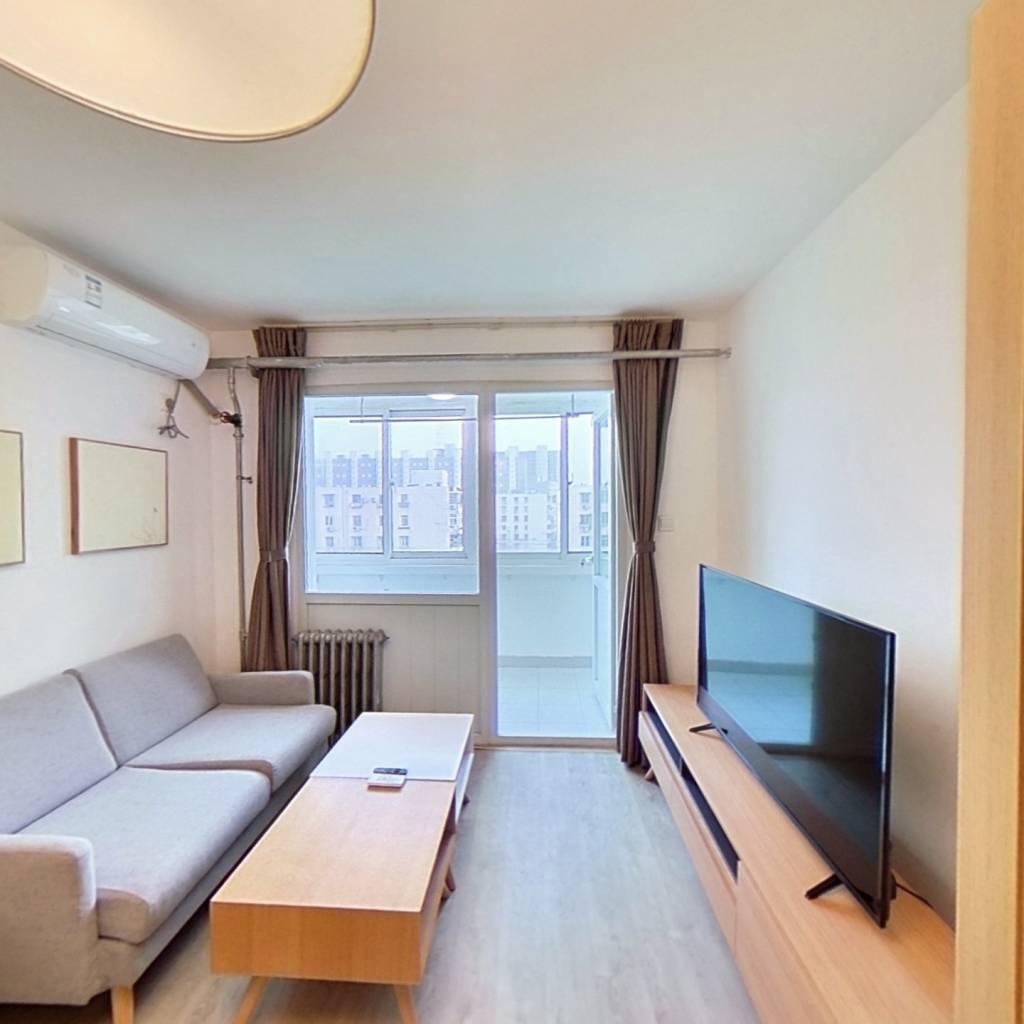 整租·永泰东里 2室1厅 南卧室图