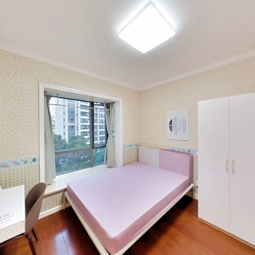 合租·联洋花园(三期) 4室1厅 南卧室图