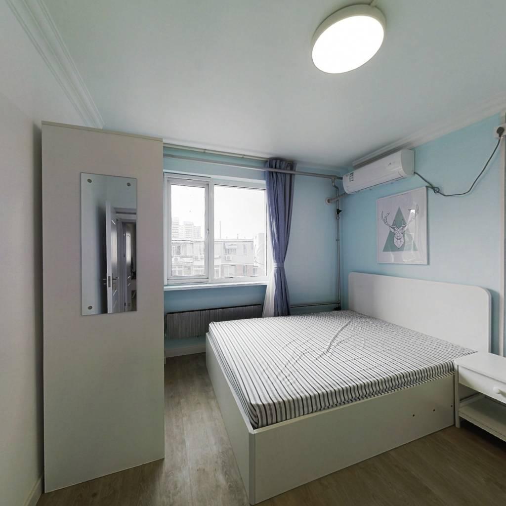 整租·枣营南里 2室1厅 南卧室图
