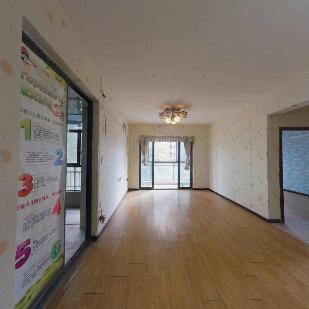 广电江湾新城 毛坯大两房 中低楼层  可任意装修老证