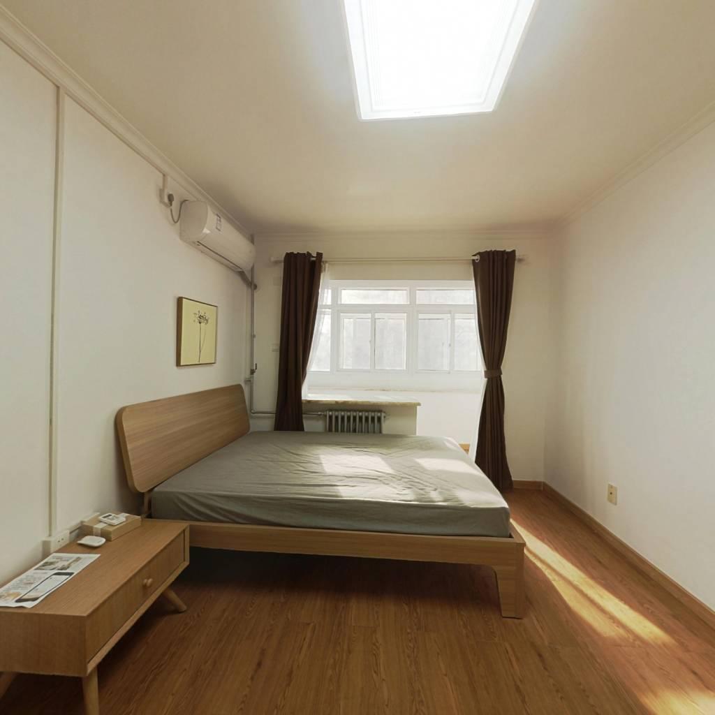 整租·北医三院宿舍 1室1厅 南卧室图