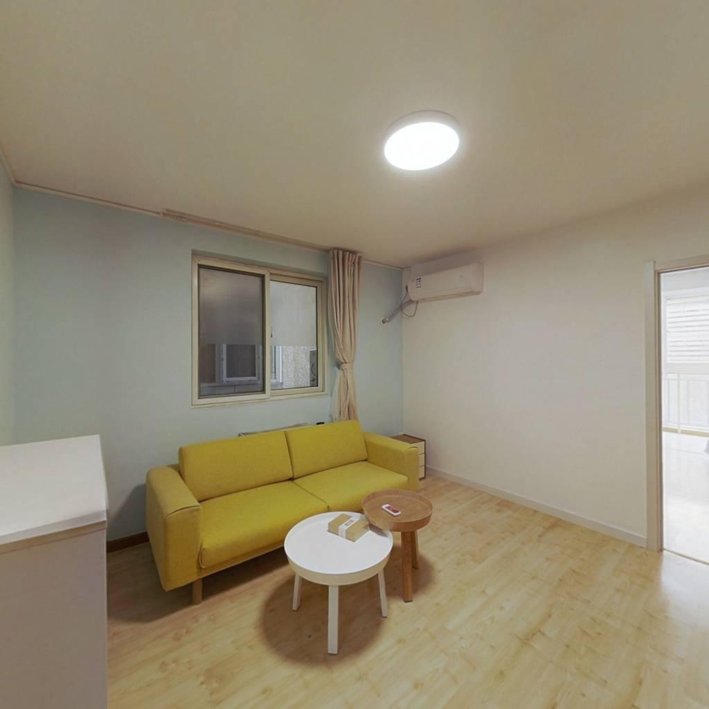 整租·百环家园 1室1厅 西北卧室图