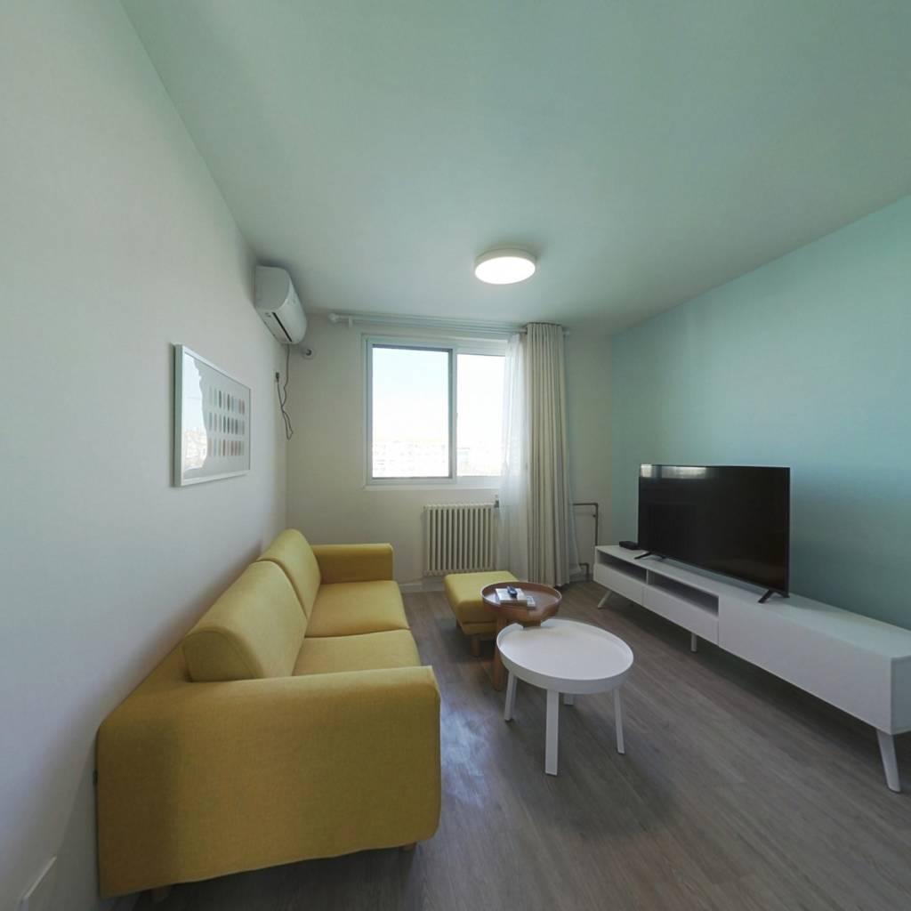 整租·景和园 2室1厅 南北卧室图