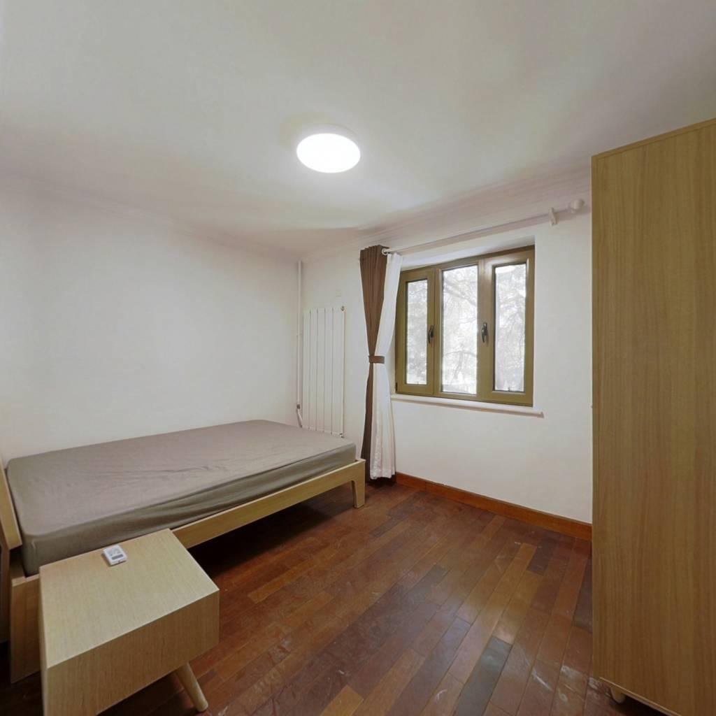 整租·宏汇园小区 1室1厅 东卧室图