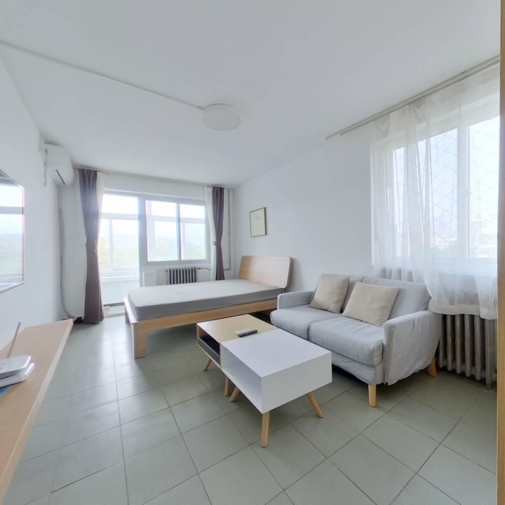 整租·清源西里 2室1厅 南卧室图