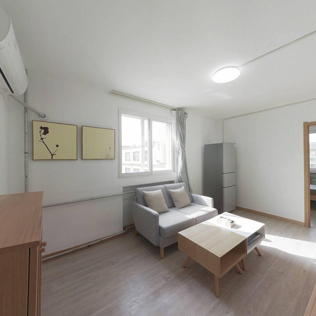 整租·科育小区 2室1厅 南北卧室图