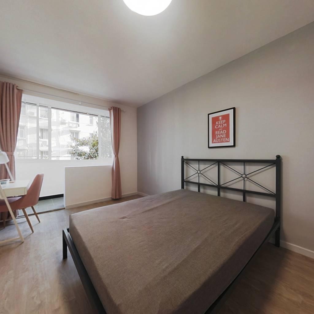 合租·安东小区 2室1厅 北卧室图