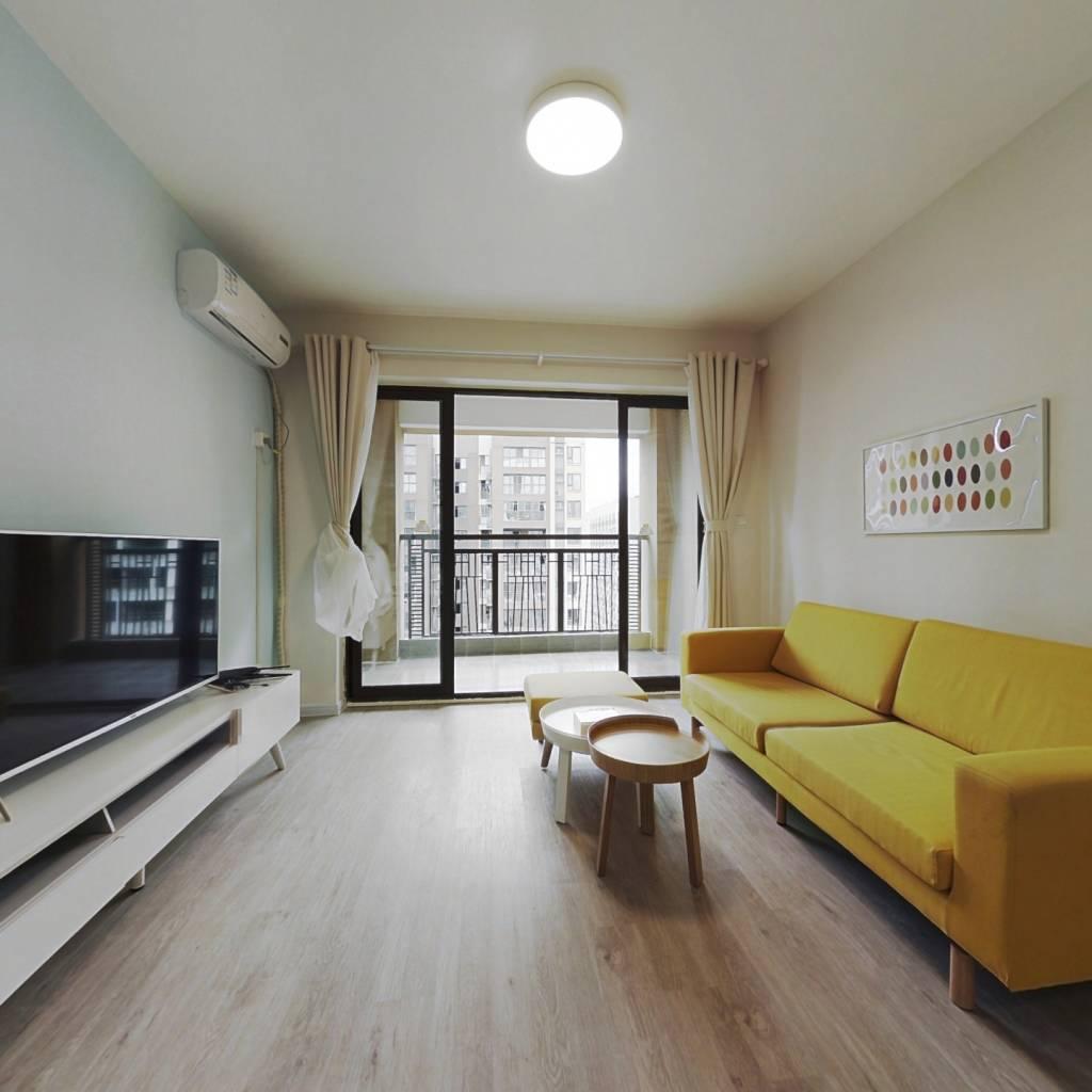 整租·锦城南府猫先生 2室1厅 东卧室图