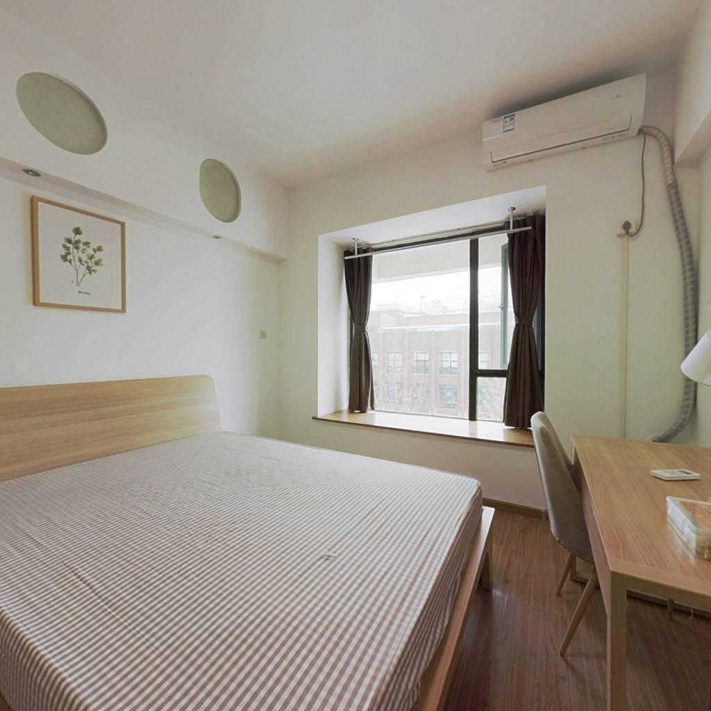 合租·摩卡筑 3室1厅 东卧室图