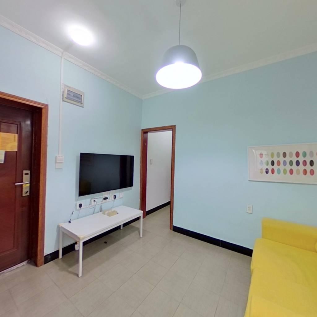 整租·邮电新村 1室1厅 南卧室图