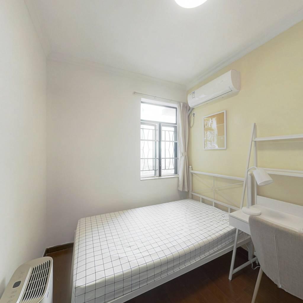 合租·罗马家园 4室1厅 南卧室图