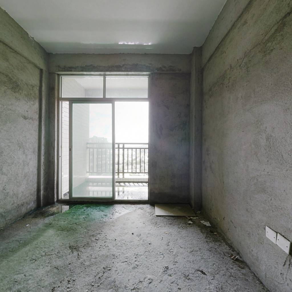 美乐居 单身公寓  全新毛坯  有钥匙看房方便