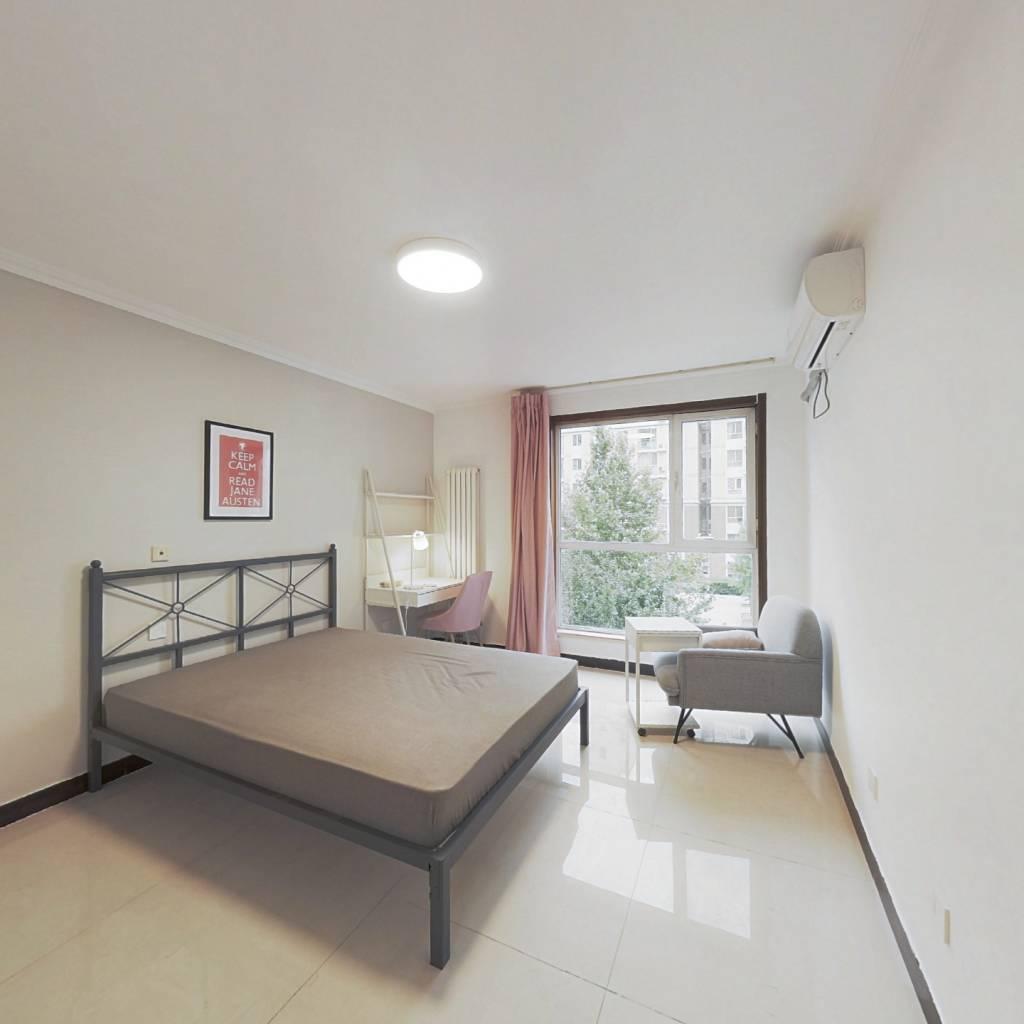 合租·星河城东区 5室1厅 南卧室图