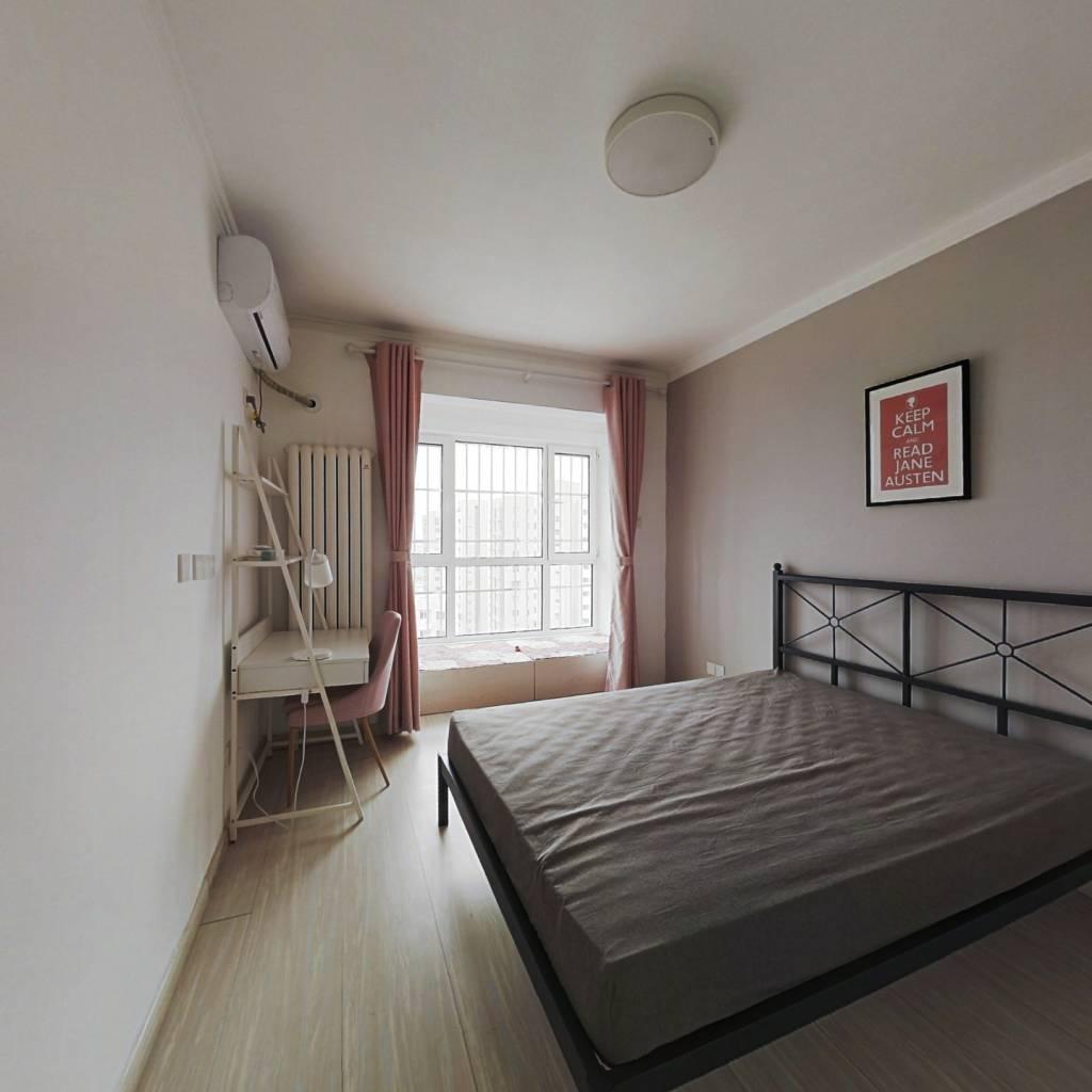 合租·昆俞家园 2室1厅 南卧室图