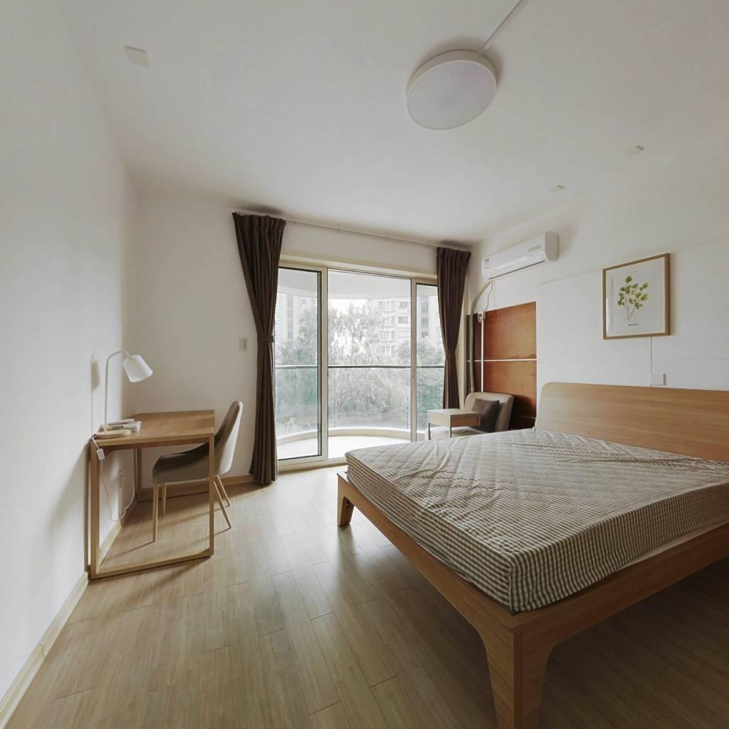 合租·天阳美林湾 4室1厅 南卧室图