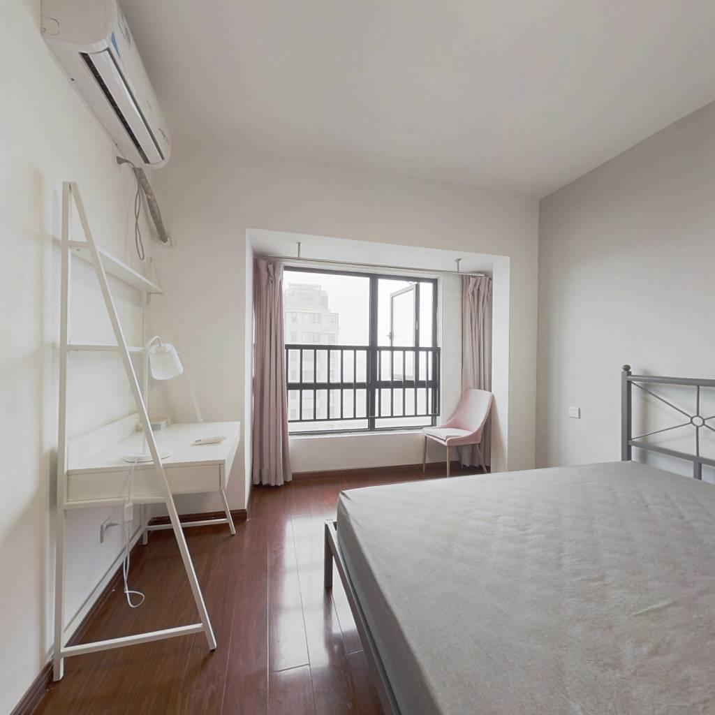 合租·广宇锦绣桃源 4室1厅 南卧室图