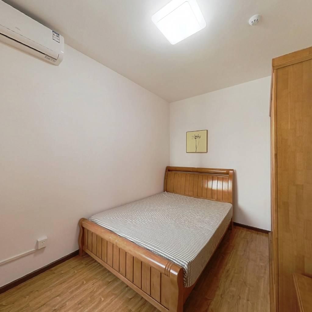 整租·土桥plus 2室1厅 西南卧室图