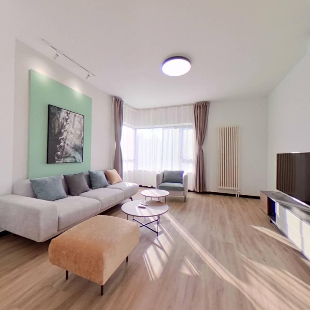 整租·阳光100 2室1厅 西卧室图