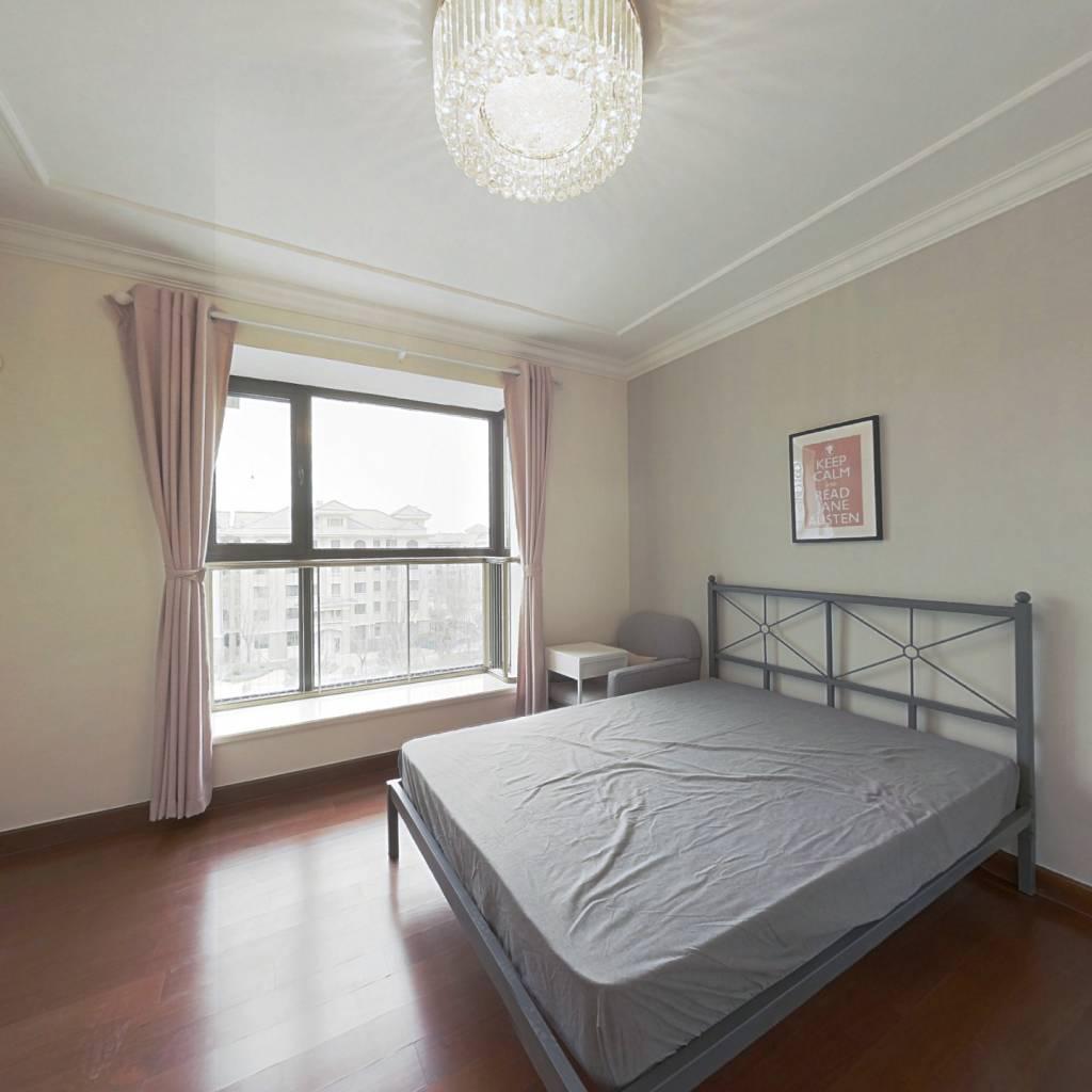 合租·天津恒大名都 4室1厅 北卧室图