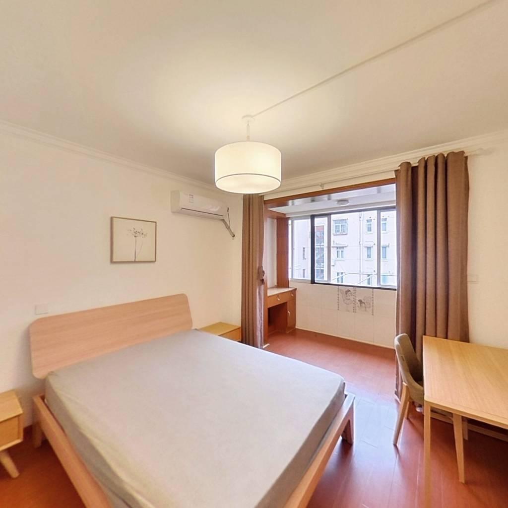 整租·新华小区 2室1厅 南卧室图
