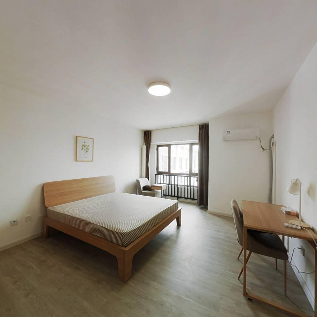 合租·林奥嘉园 3室1厅 北卧室图
