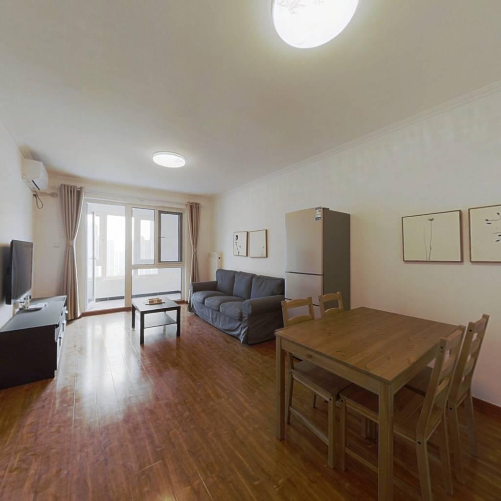 整租·石门新居 2室1厅 南卧室图
