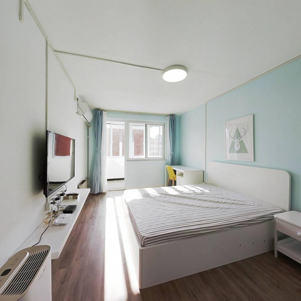 整租·铁东小区 2室1厅 南卧室图