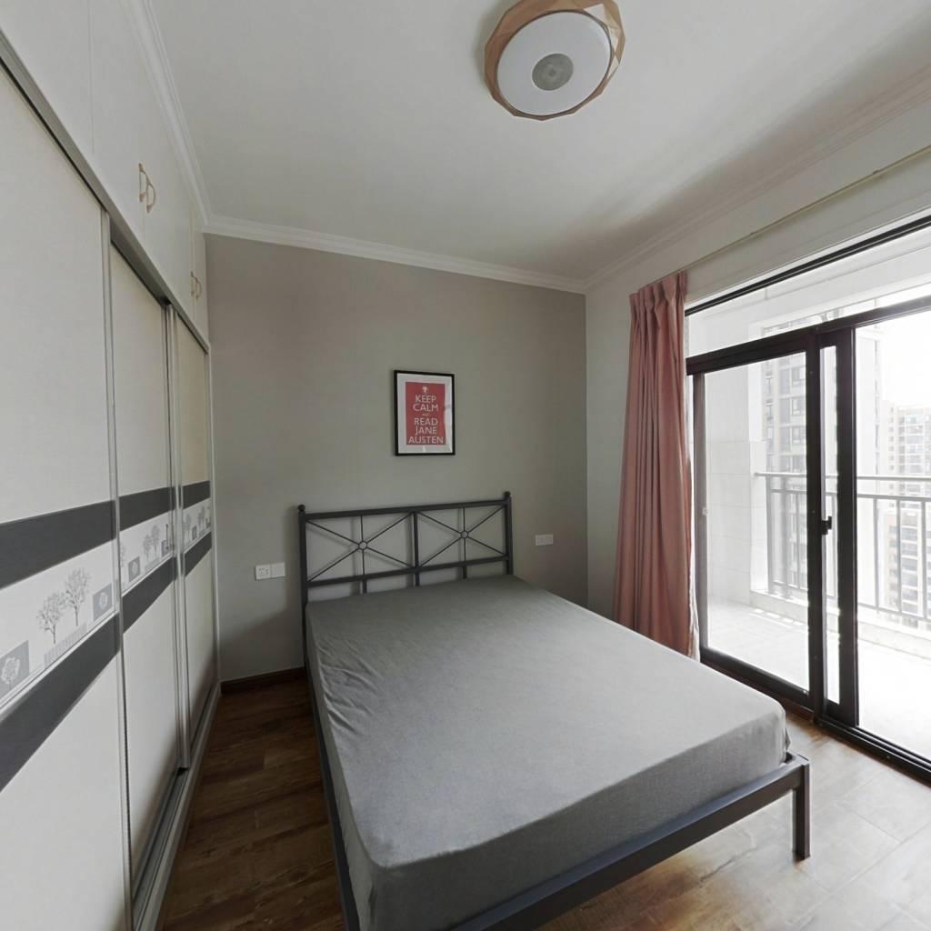 合租·跃进家园B区 4室1厅 南卧室图