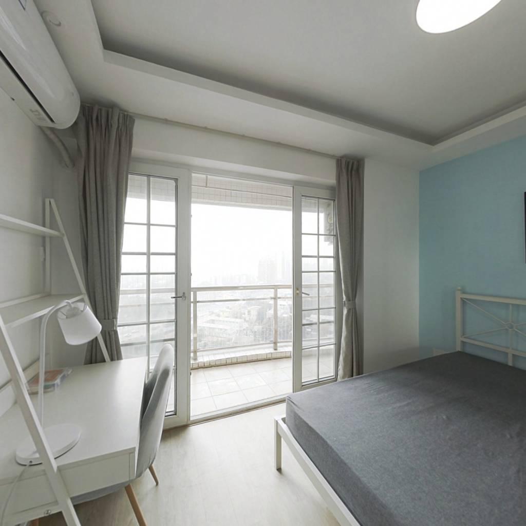 合租·恒荔湾畔 4室1厅 东卧室图