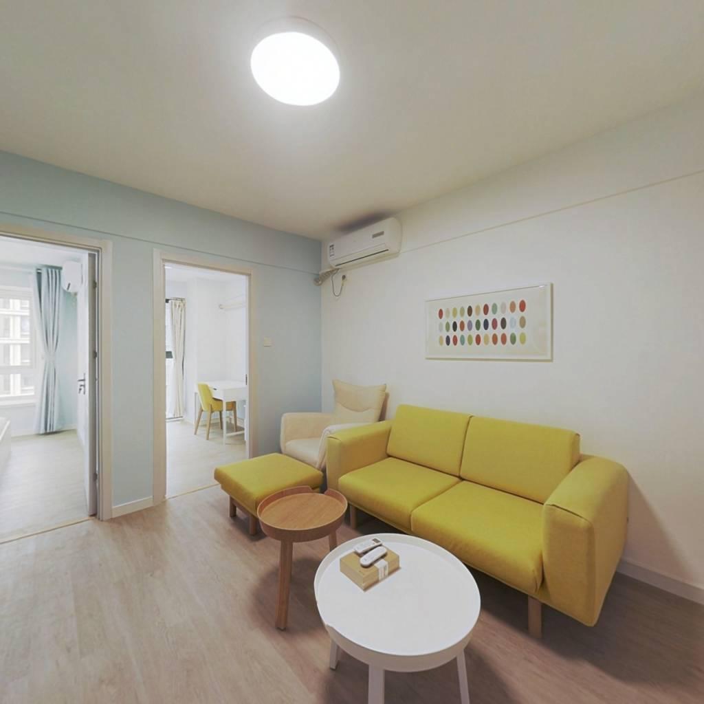 整租·雅居乐花园 1室1厅 北卧室图